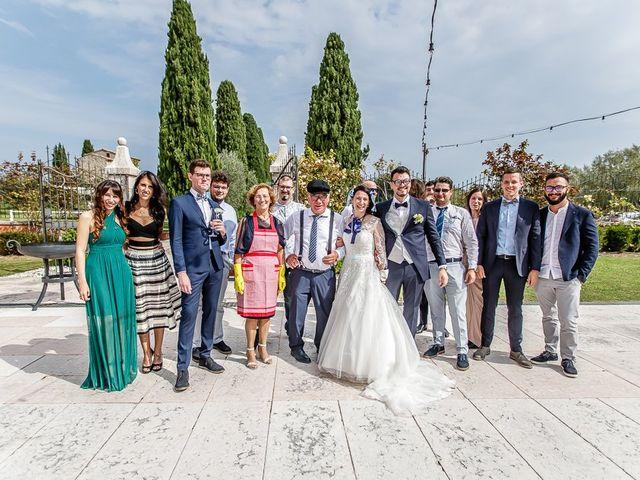Il matrimonio di Silvia e Stefano a Desenzano del Garda, Brescia 163