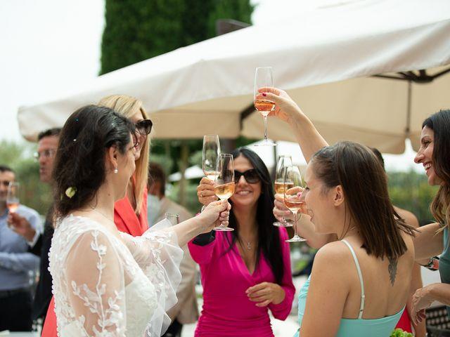 Il matrimonio di Silvia e Stefano a Desenzano del Garda, Brescia 171