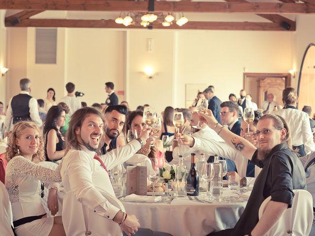 Il matrimonio di Silvia e Stefano a Desenzano del Garda, Brescia 175