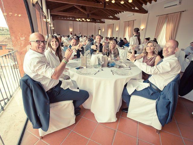 Il matrimonio di Silvia e Stefano a Desenzano del Garda, Brescia 176