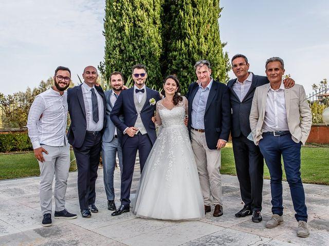 Il matrimonio di Silvia e Stefano a Desenzano del Garda, Brescia 192