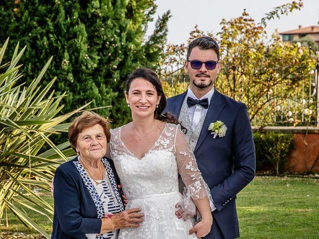 Il matrimonio di Silvia e Stefano a Desenzano del Garda, Brescia 195