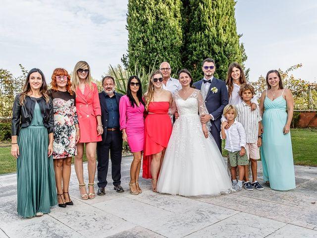 Il matrimonio di Silvia e Stefano a Desenzano del Garda, Brescia 197