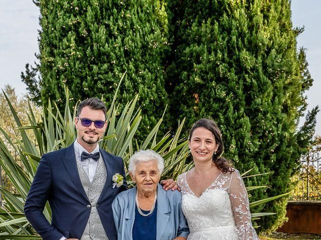 Il matrimonio di Silvia e Stefano a Desenzano del Garda, Brescia 199