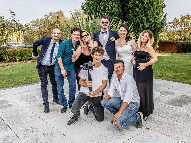 Il matrimonio di Silvia e Stefano a Desenzano del Garda, Brescia 201