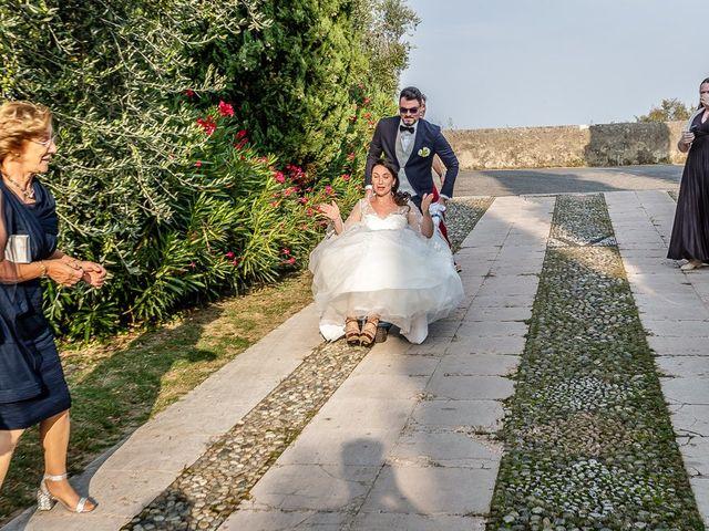 Il matrimonio di Silvia e Stefano a Desenzano del Garda, Brescia 203