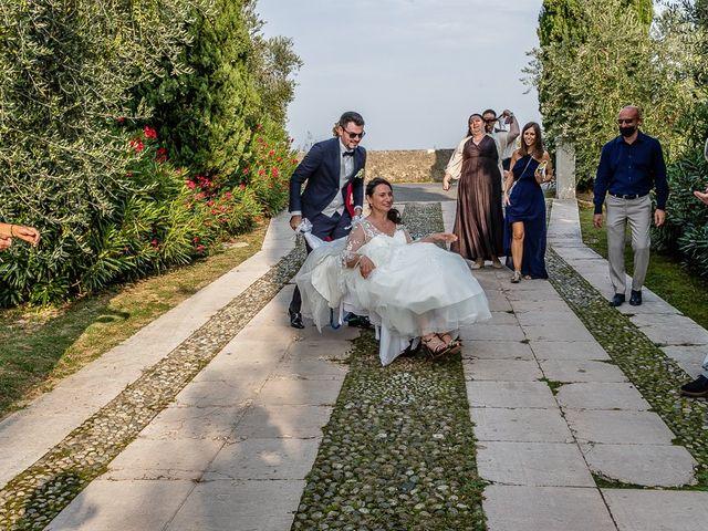 Il matrimonio di Silvia e Stefano a Desenzano del Garda, Brescia 204