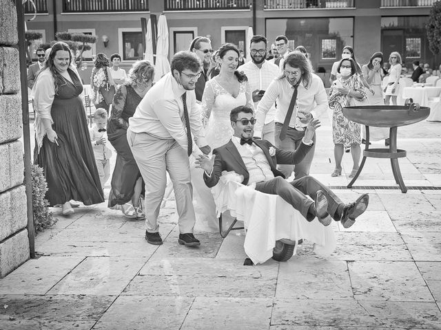 Il matrimonio di Silvia e Stefano a Desenzano del Garda, Brescia 205
