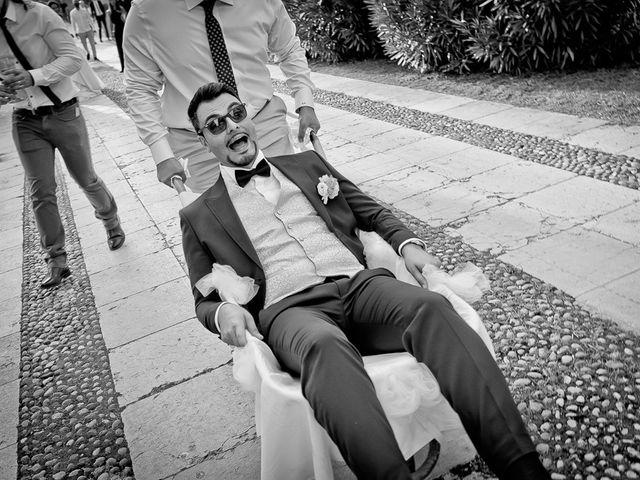 Il matrimonio di Silvia e Stefano a Desenzano del Garda, Brescia 207