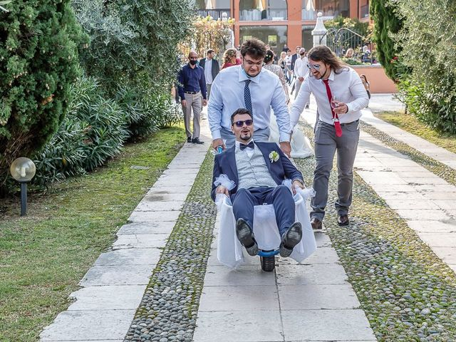 Il matrimonio di Silvia e Stefano a Desenzano del Garda, Brescia 208