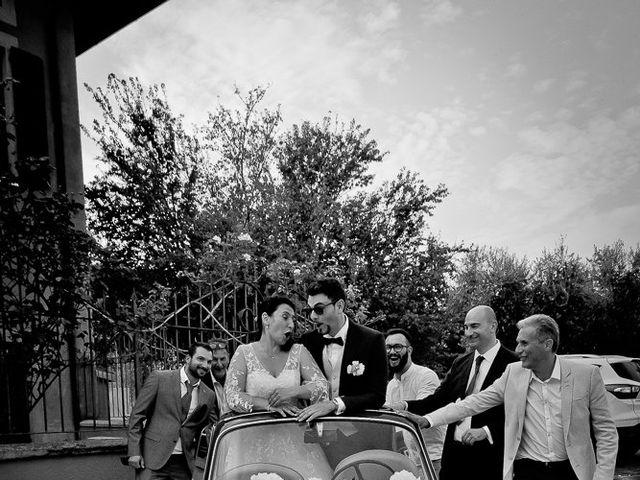 Il matrimonio di Silvia e Stefano a Desenzano del Garda, Brescia 215