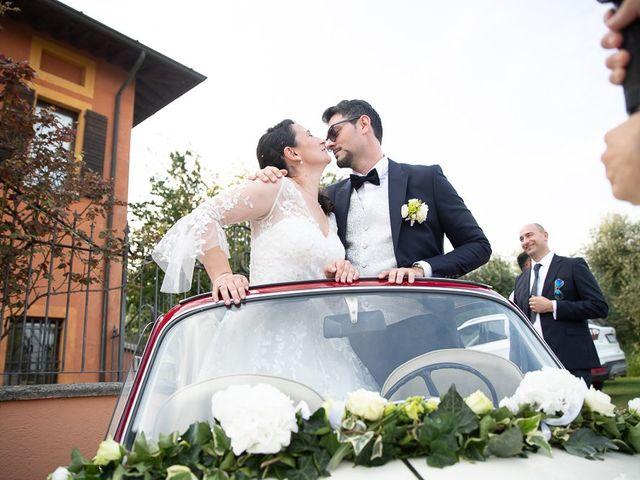 Il matrimonio di Silvia e Stefano a Desenzano del Garda, Brescia 217