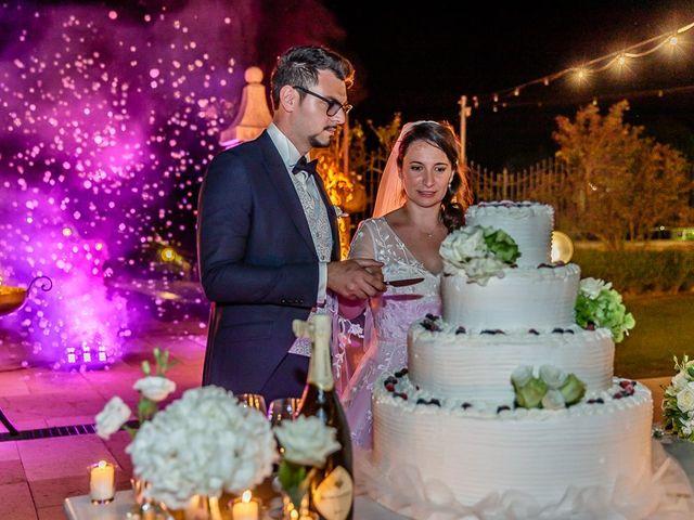 Il matrimonio di Silvia e Stefano a Desenzano del Garda, Brescia 252