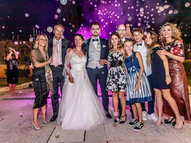 Il matrimonio di Silvia e Stefano a Desenzano del Garda, Brescia 261