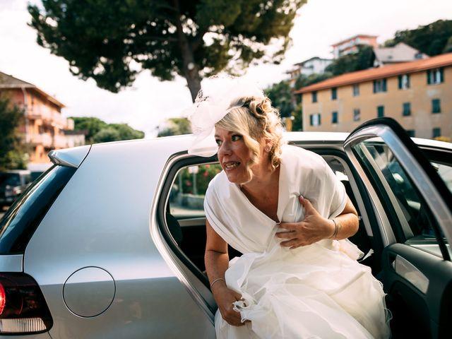 Il matrimonio di Marco e Linda a Albissola Marina, Savona 29