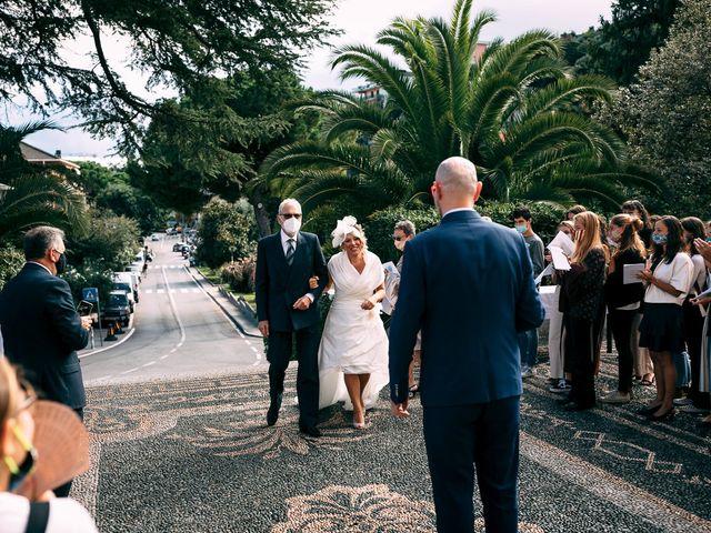 Il matrimonio di Marco e Linda a Albissola Marina, Savona 32