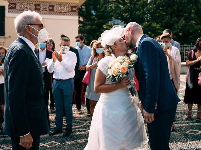 Il matrimonio di Marco e Linda a Albissola Marina, Savona 33