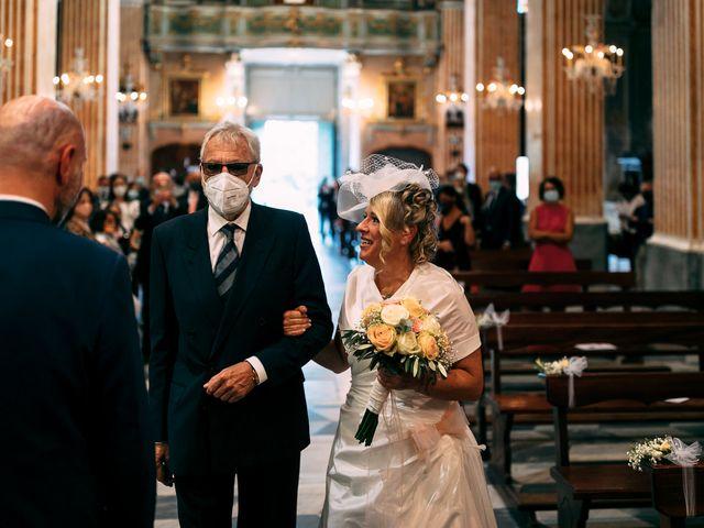 Il matrimonio di Marco e Linda a Albissola Marina, Savona 36