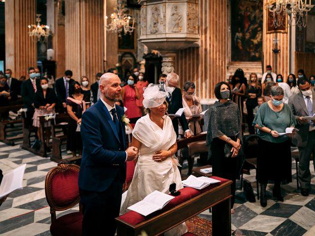 Il matrimonio di Marco e Linda a Albissola Marina, Savona 38