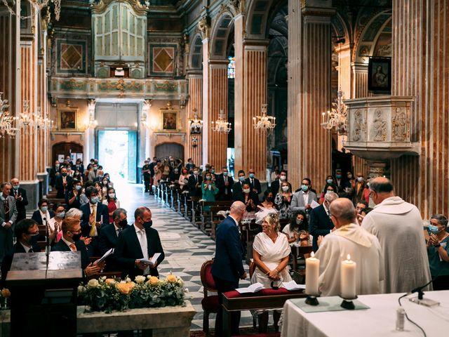 Il matrimonio di Marco e Linda a Albissola Marina, Savona 40