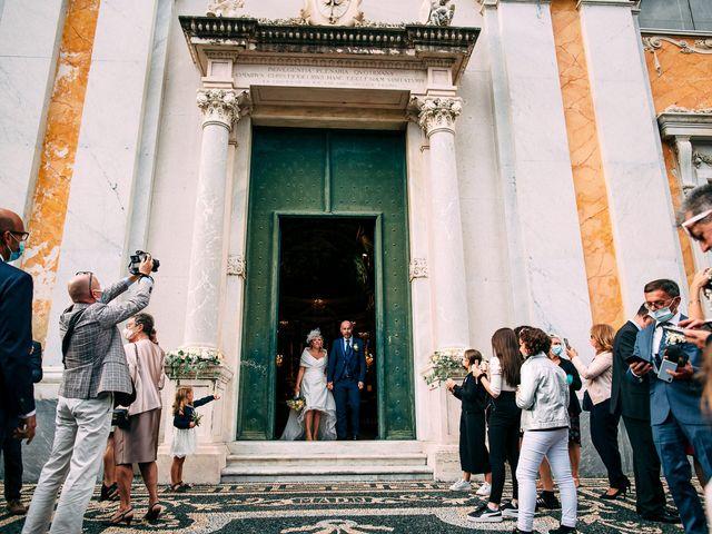 Il matrimonio di Marco e Linda a Albissola Marina, Savona 44