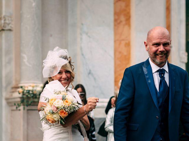 Il matrimonio di Marco e Linda a Albissola Marina, Savona 47
