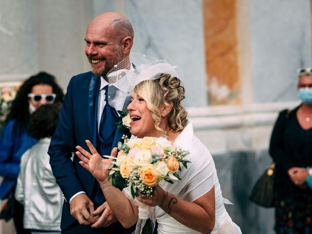 Il matrimonio di Marco e Linda a Albissola Marina, Savona 49