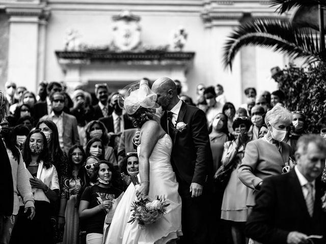 Il matrimonio di Marco e Linda a Albissola Marina, Savona 51
