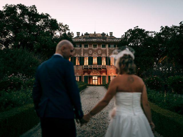 Il matrimonio di Marco e Linda a Albissola Marina, Savona 59