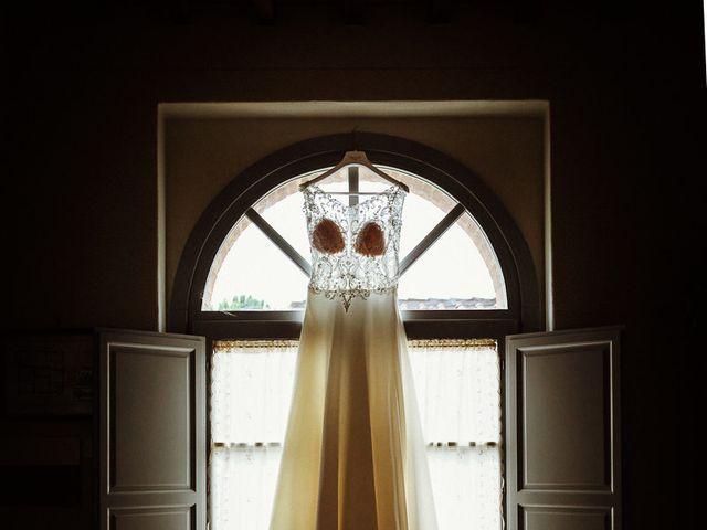 Il matrimonio di Marcello e Chiara a Buonconvento, Siena 4