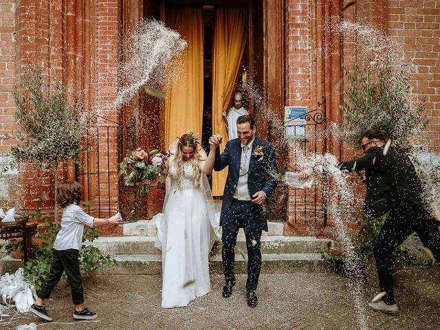 Le nozze di Chiara e Marcello