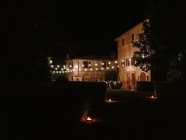 Il matrimonio di Marcello e Chiara a Buonconvento, Siena 61