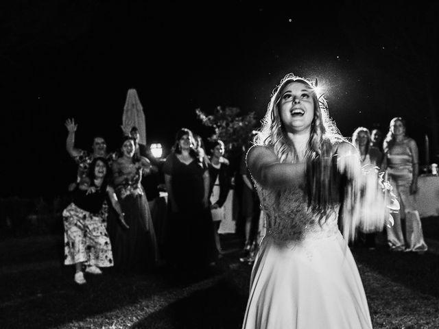 Il matrimonio di Marcello e Chiara a Buonconvento, Siena 64