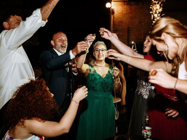 Il matrimonio di Marcello e Chiara a Buonconvento, Siena 65