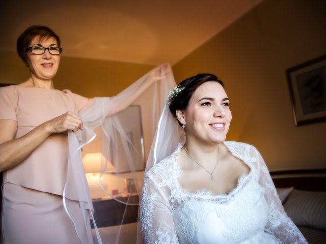 Il matrimonio di Davide e Valentina a Desio, Monza e Brianza 8