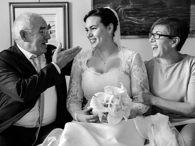 Il matrimonio di Davide e Valentina a Desio, Monza e Brianza 10