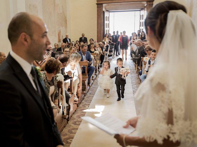 Il matrimonio di Francesco e Angela a Airola, Benevento 14