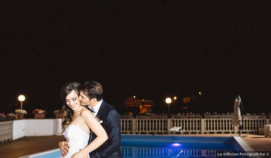 Il matrimonio di Andrea e Alessia a Cosenza, Cosenza