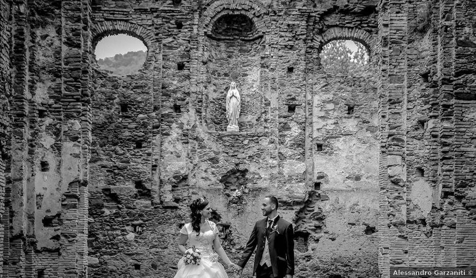 Il matrimonio di Pio e Federica a Fossato Serralta, Catanzaro
