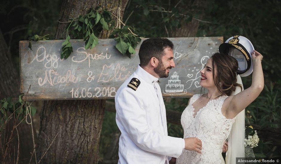 Il matrimonio di Nicola e Elisa a Gela, Caltanissetta