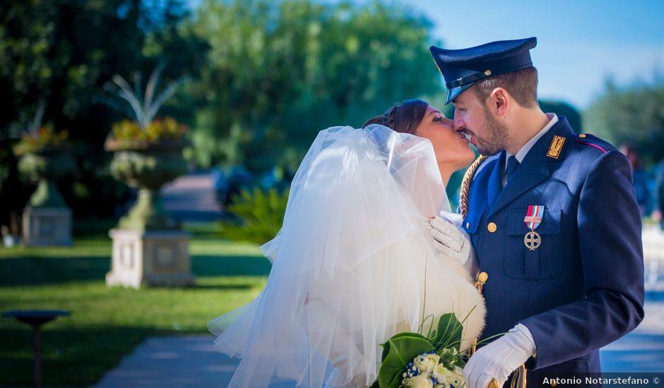 Il matrimonio di Danilo e Valentina a Noicattaro, Bari