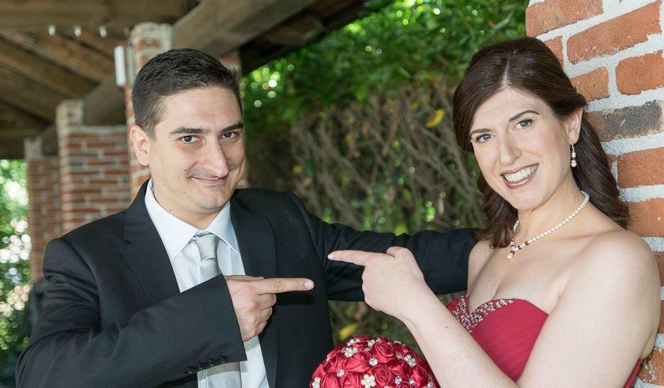 Il matrimonio di Elio e Manuela a Manta, Cuneo