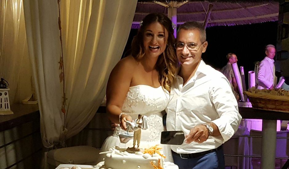 Il matrimonio di Salvatore  e Cristina a Golfo Aranci, Sassari