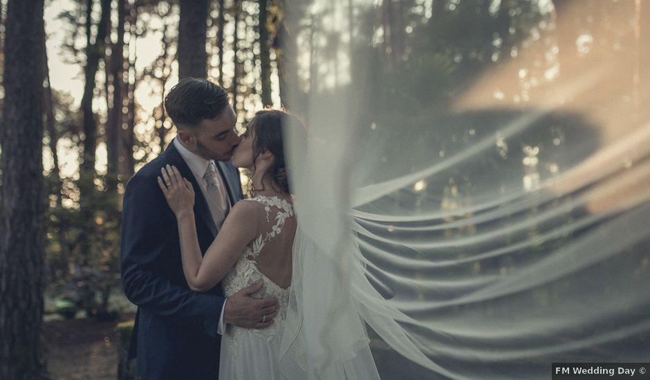 Il matrimonio di Fabio e Veronica a Garbagnate Milanese, Milano