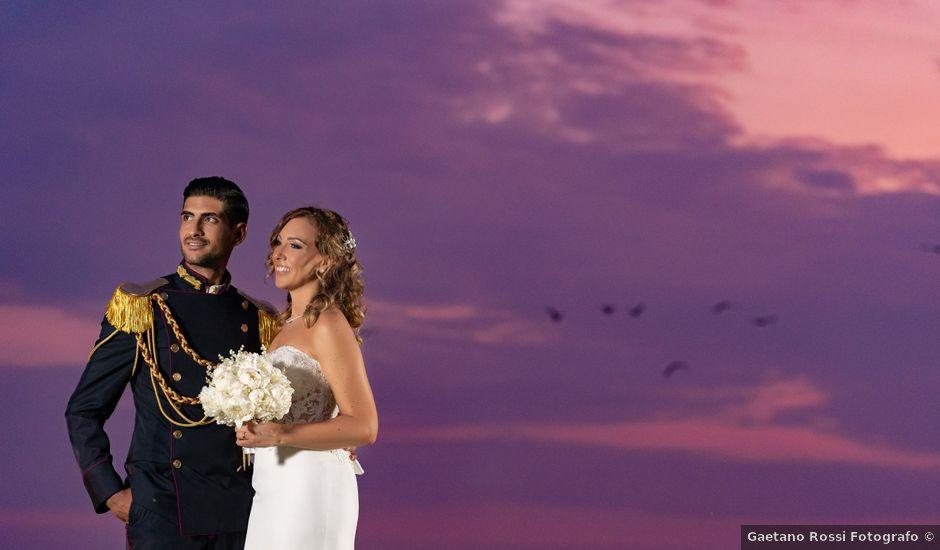 Il matrimonio di Mario e Simona a Lettere, Napoli