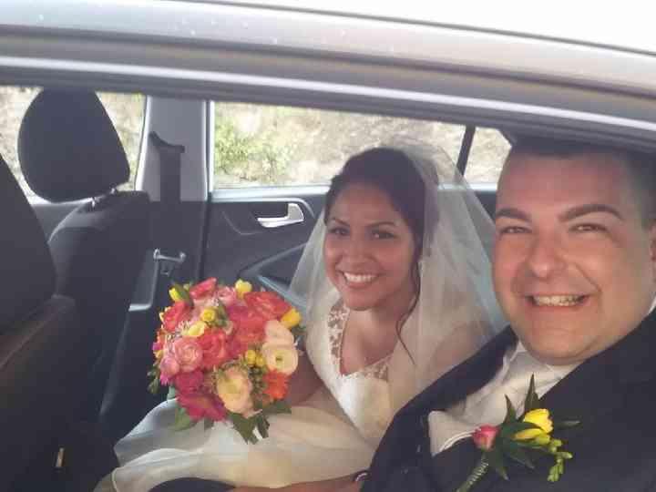Le nozze di Natalia e Vittorio