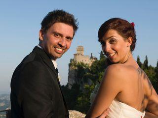Le nozze di Claudia e Emanuel