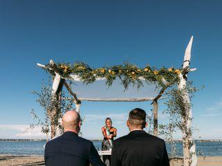 Le nozze di Mattia e Marco