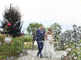 Le nozze di Ambra e Giancarlo 1