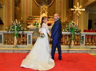 Le nozze di Ambra e Giancarlo